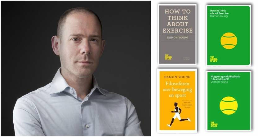 Author Damon Bell and His Book How To Think About Exercise