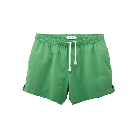 Prep Trunks Parrot Green