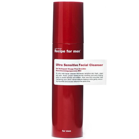Ultra Sensitive Facial Cleanser