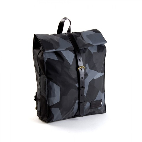 Mitch Backpack Camo Night