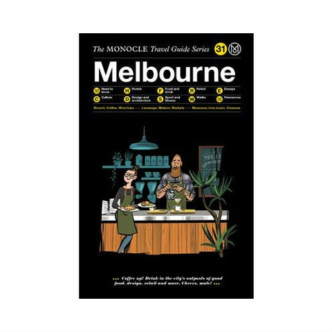 Travel Guide Melbourne