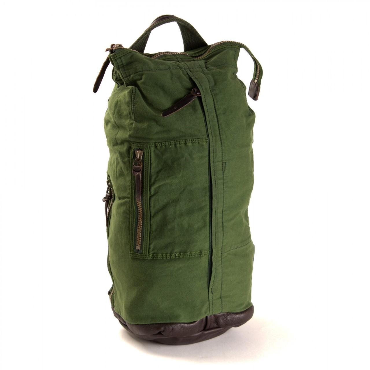 Property Of Carter Duffle in Green