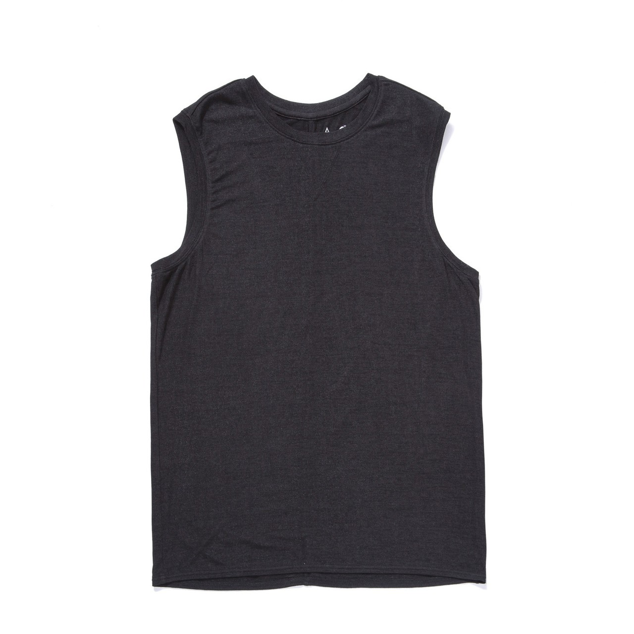 Brandblack Bamboo Tank in Dark Grey