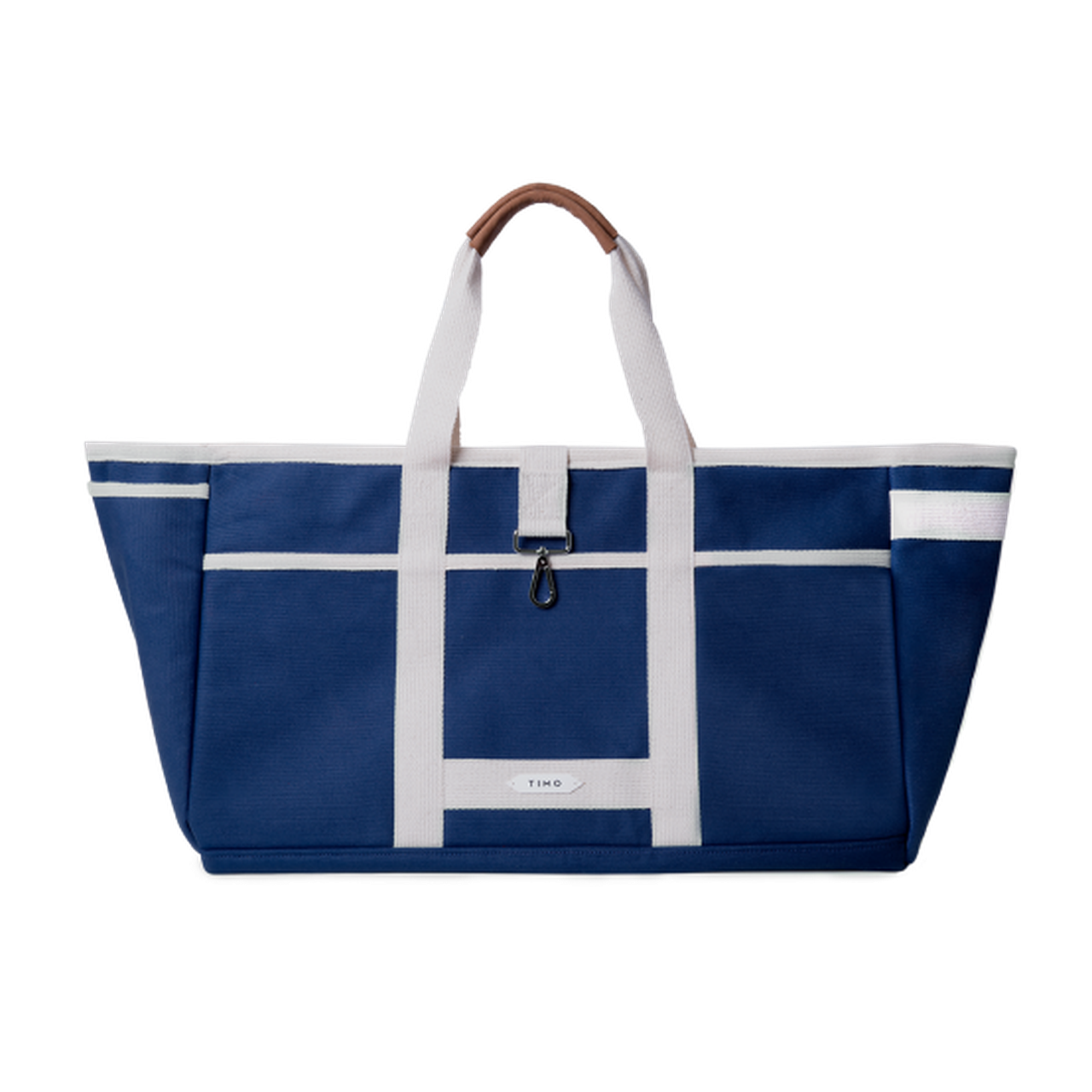 Timo Weekender Bag in Blue