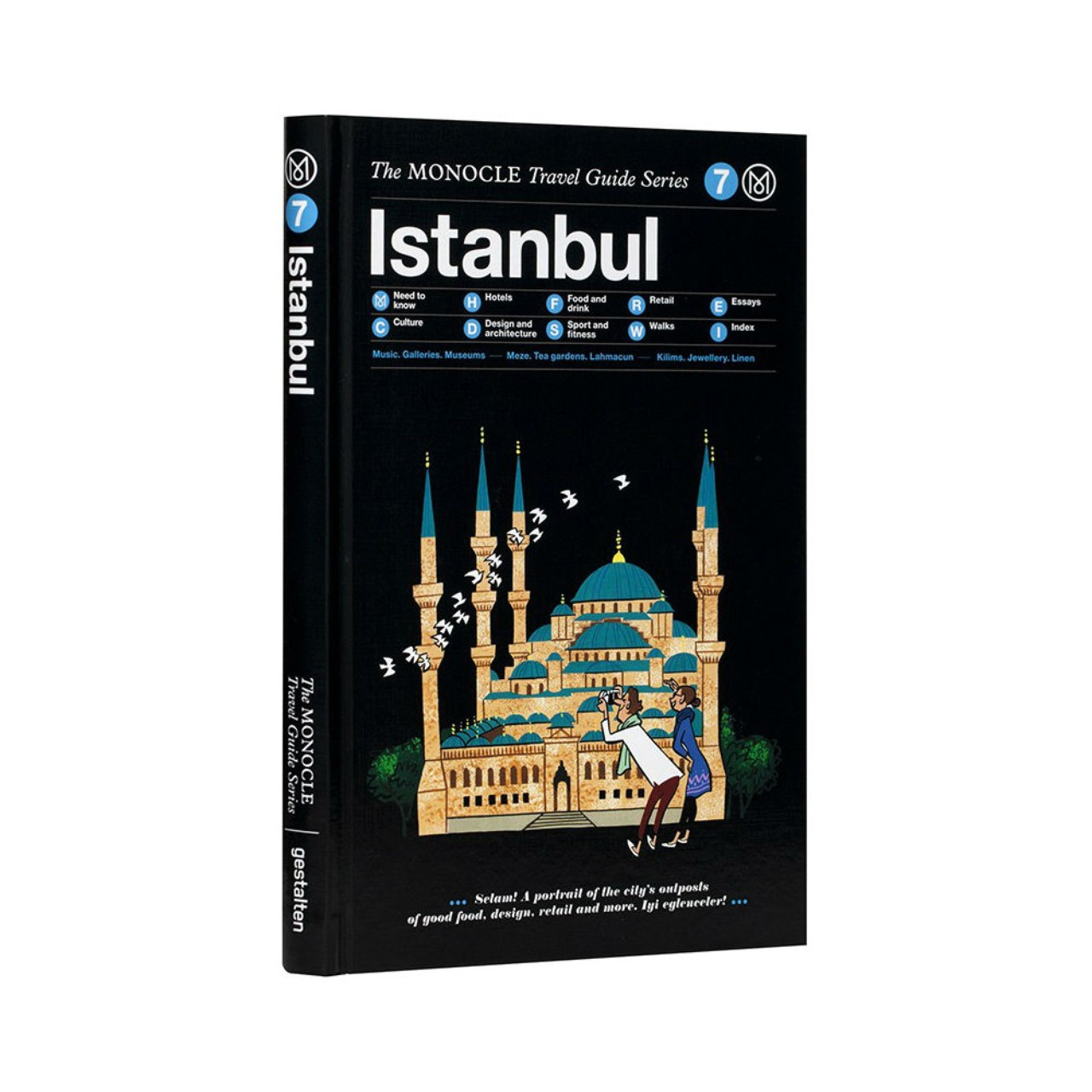 Gestalten Monocle Travel Guide Istanbul