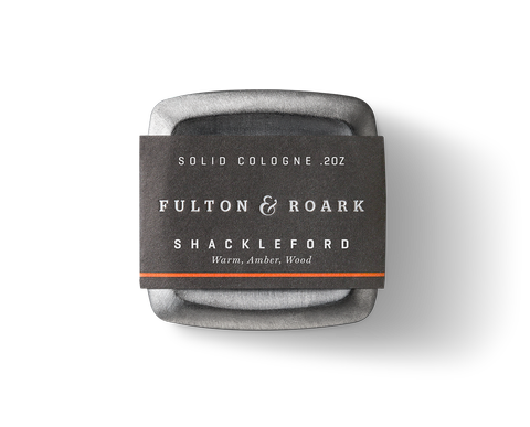 Shackleford Solid Cologne