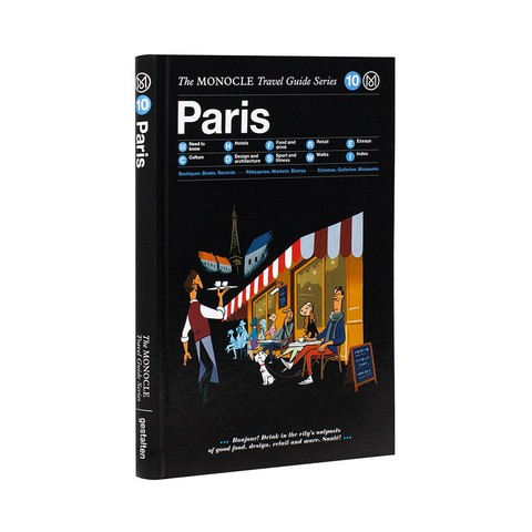 Travel Guide Paris