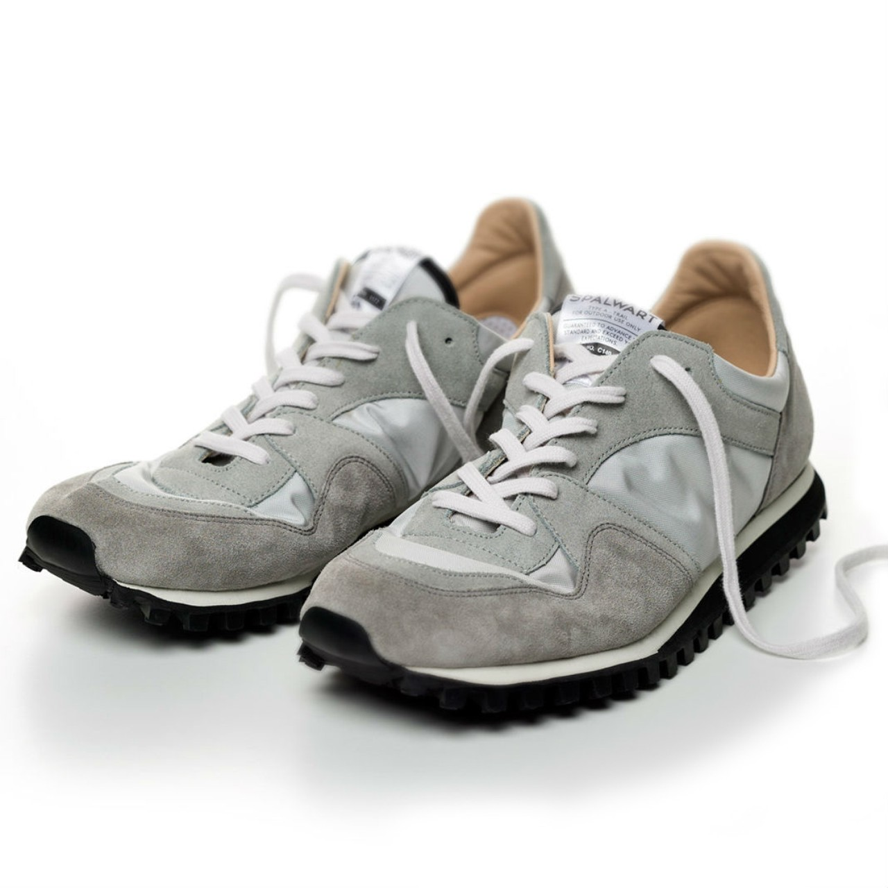 Spalwart Marathon Trail Low Trainers for Running in Cement