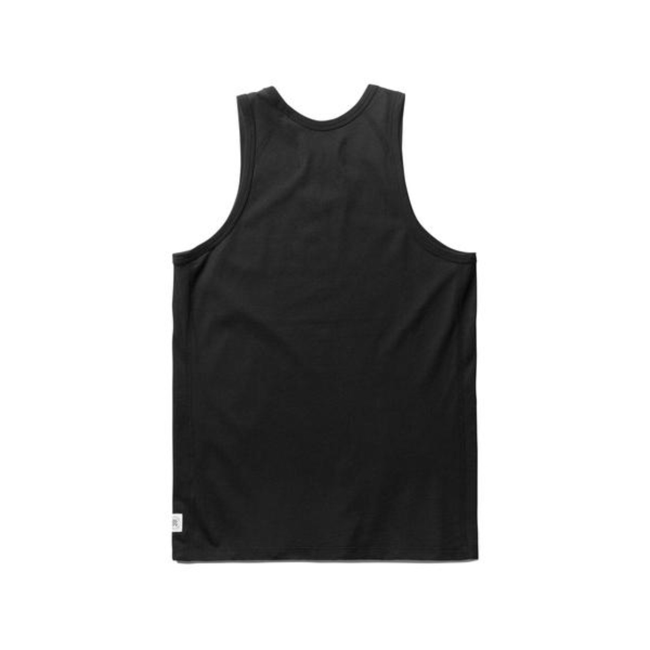 Reigning Champ Mesh Jersey Tank Top in Black