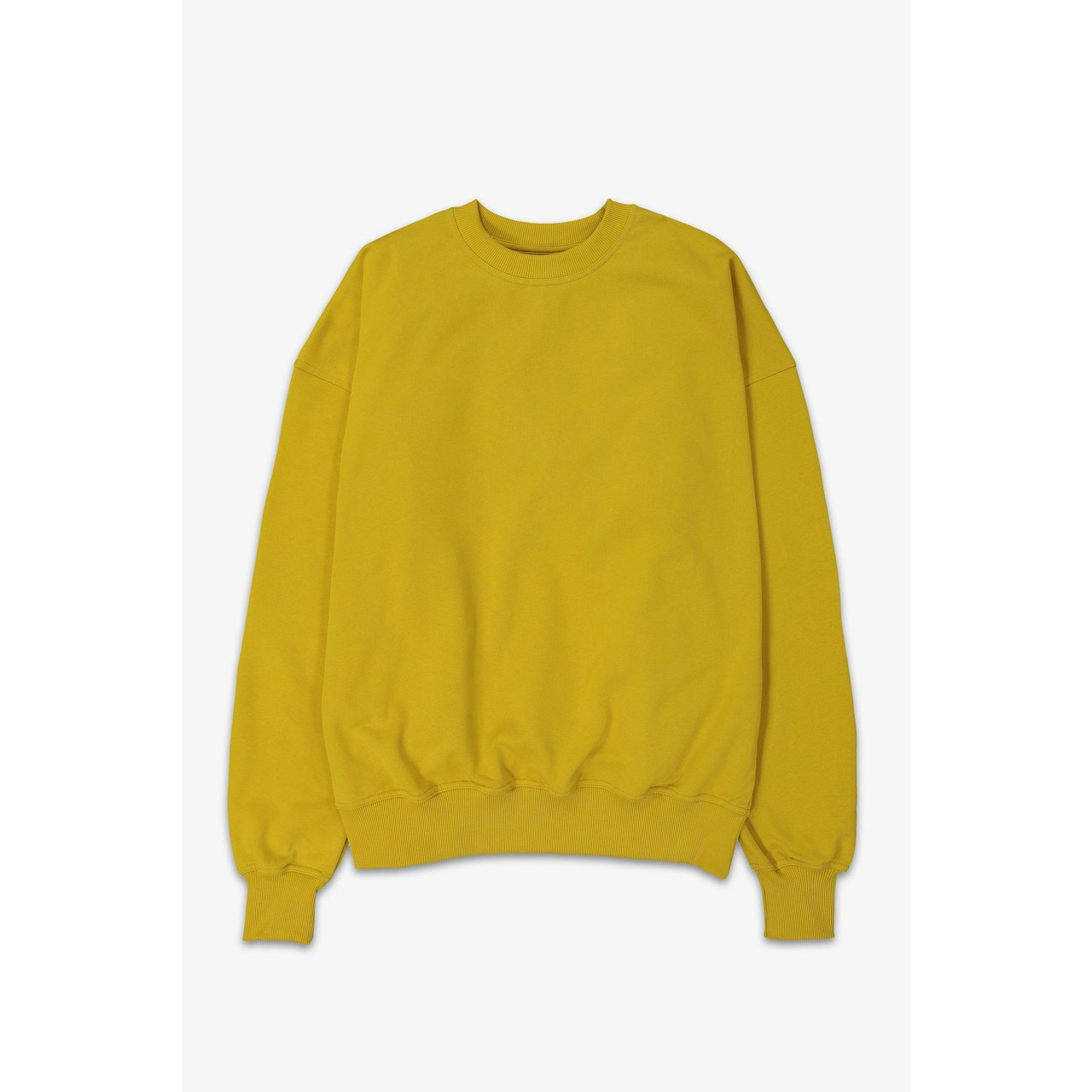 Coltesse Sador Sweat Shirt in Yellow