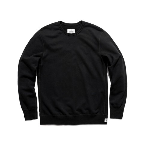 Lt Wt Terry Long Sleeve Crewneck