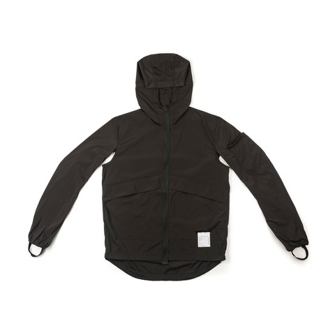 Packable Zip Front Windbreaker