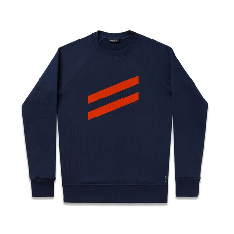 Sweatshirt DOUBLE LINES