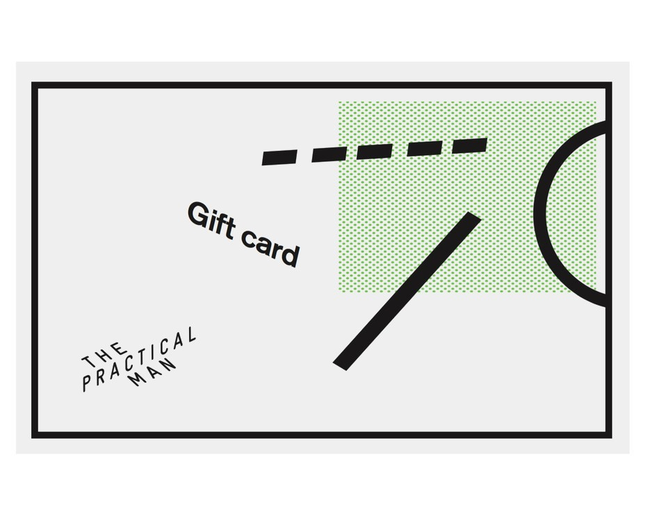 The Practical Man Gift Voucher