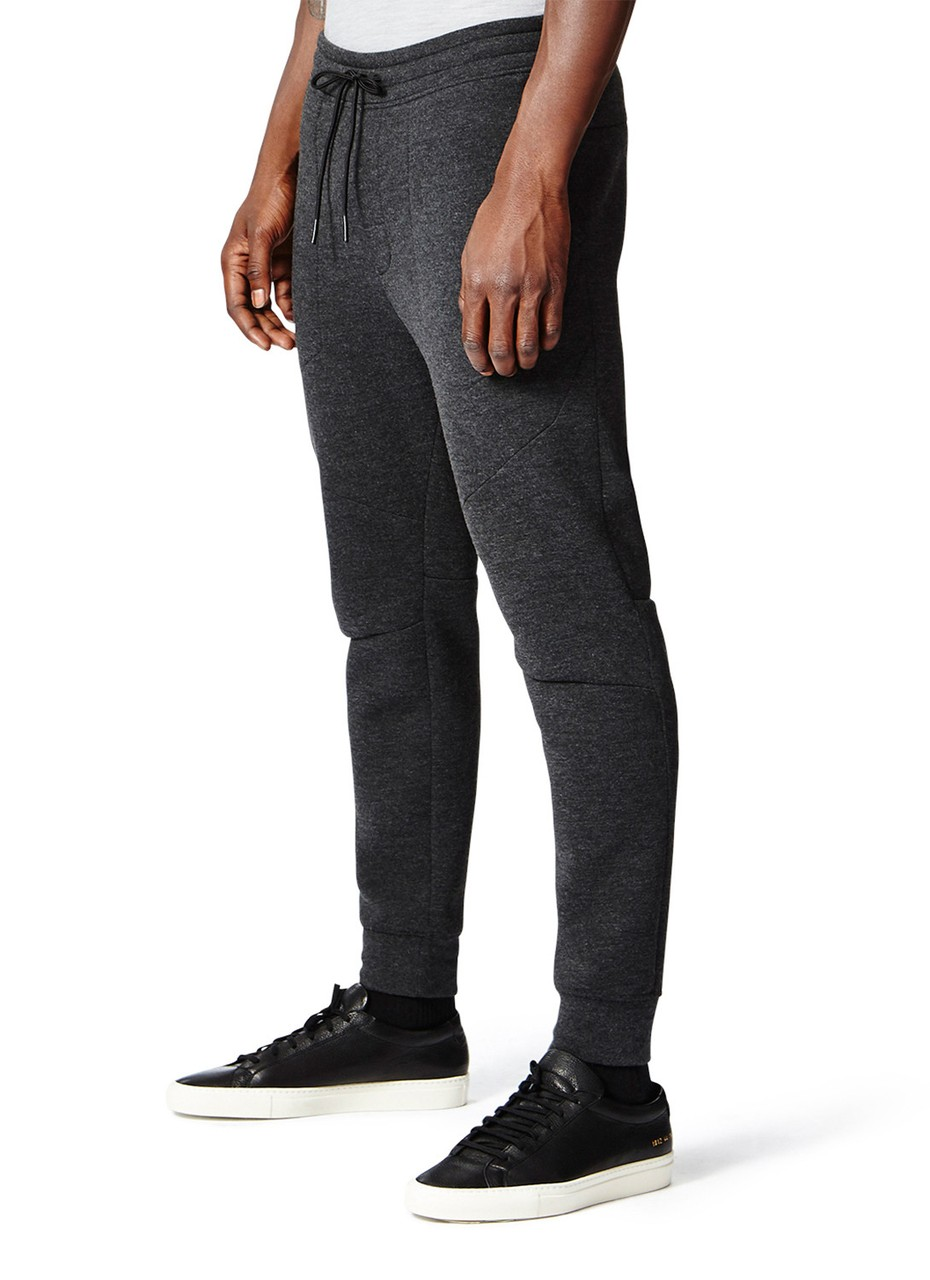 Isaora Neo Sweatpant v1.2 in Charcoal