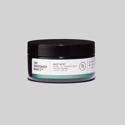 Beard Balm Man Mint