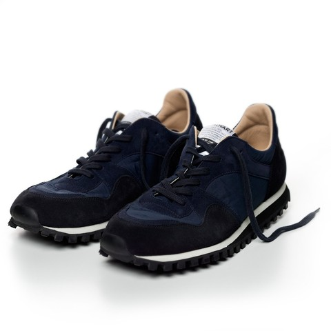 Marathon Trail Low (Navy)