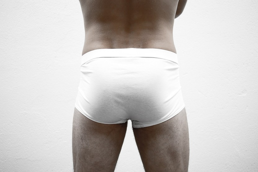 Timeless Classics Made With Organic Pima Cotton: The White Briefs