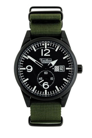 HARRIER GP11 WATCH 280MM IN OLIVE