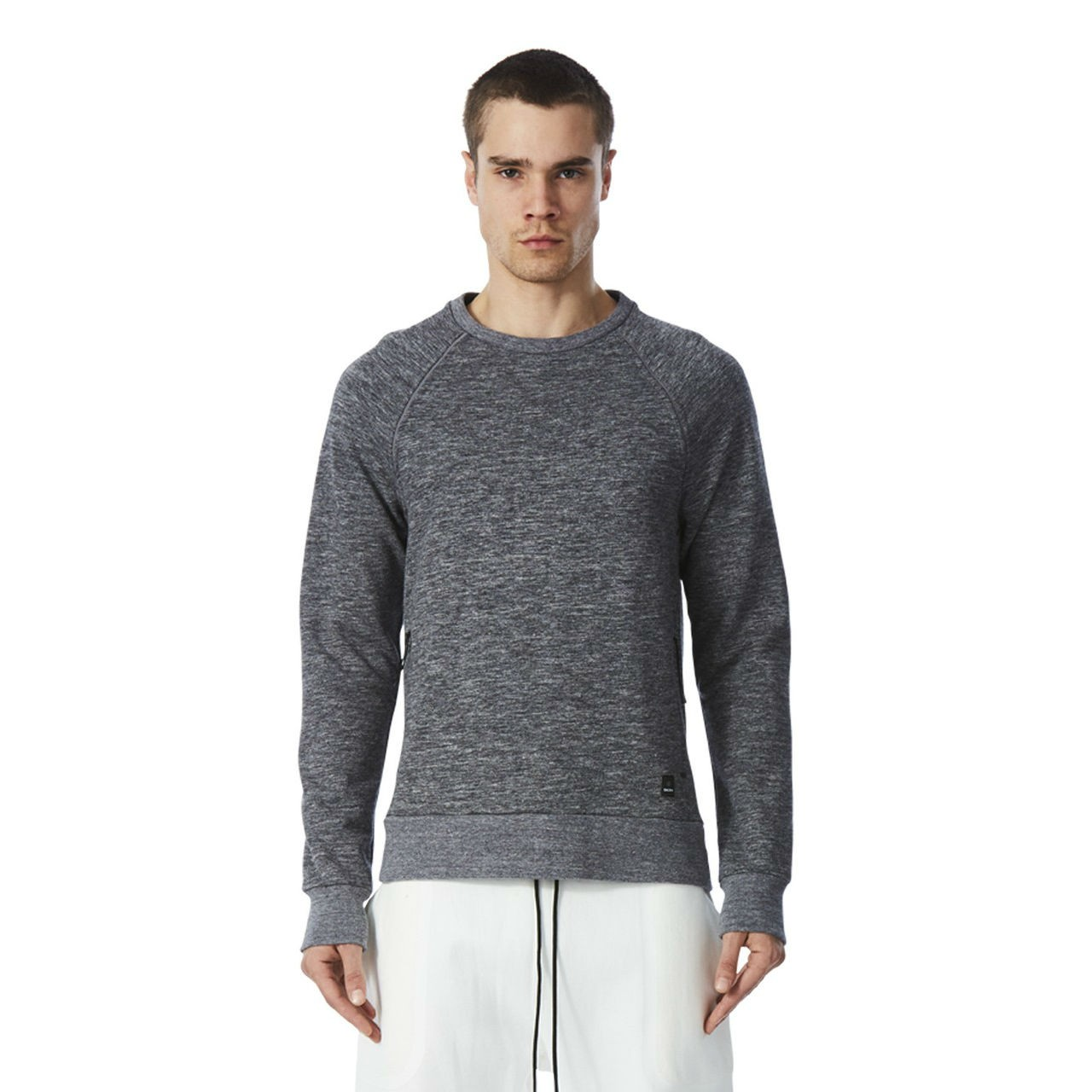 Isaora Men's Sweatshirt in Grey