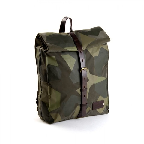 Mitch Backpack Camo Army
