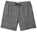 Onia Ike Terry Mens Shorts Puzzle Black