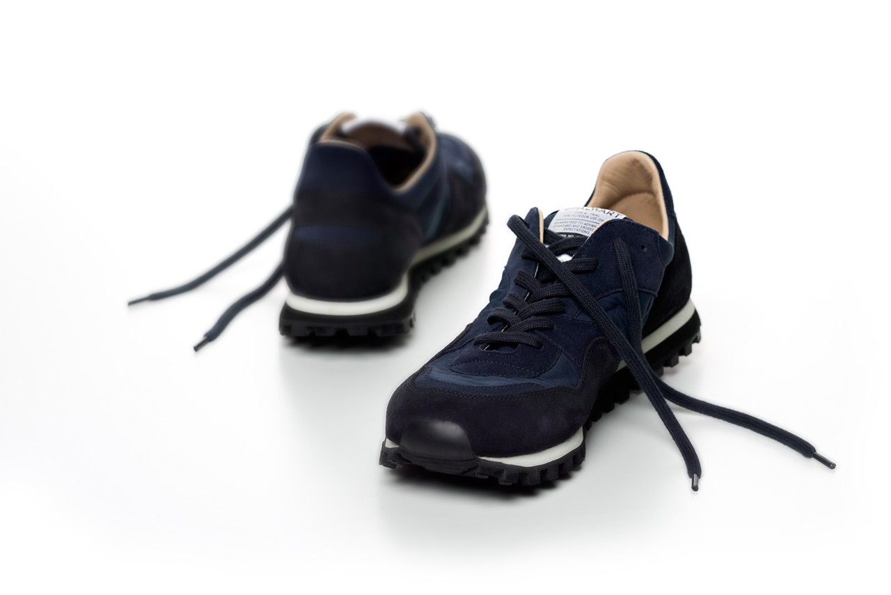 Spalwart Marathon Trail Low (Navy) in Navy
