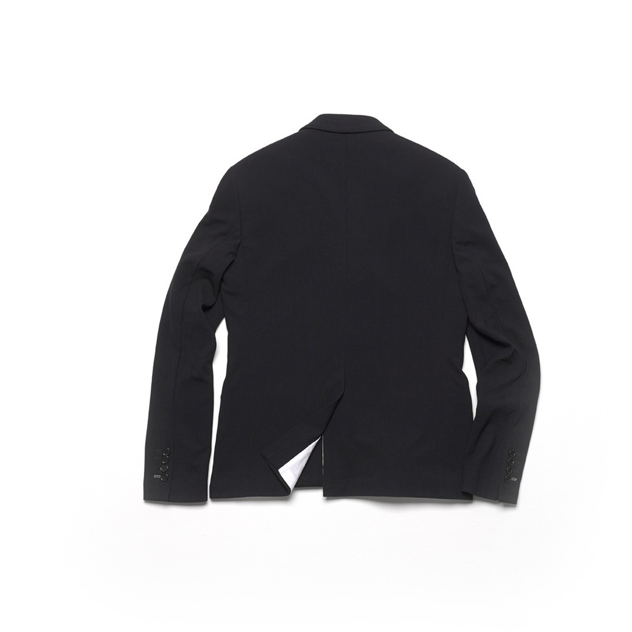 Spalwart Coaches Jacket in Black