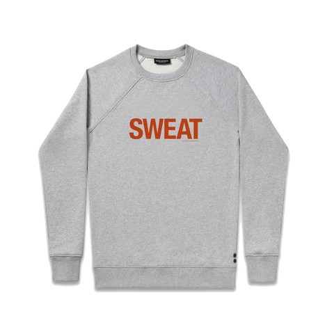 Sweatshirt SWEAT (Orange)