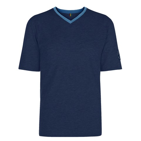 Marlborough Dri-Release V Neck Running T-shirt