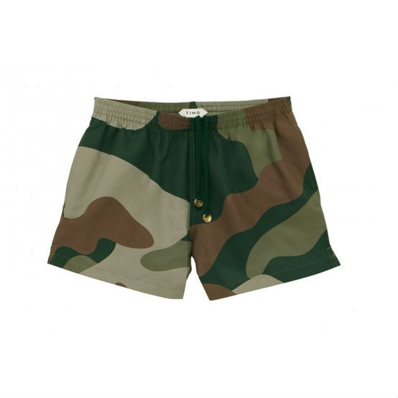Timo Edition Trunks Camo Green in Camo