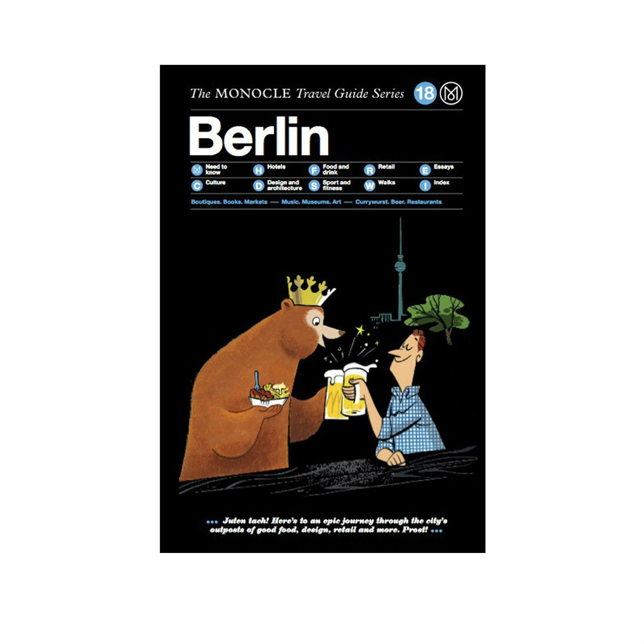 Monocle Travel Guide Berlin