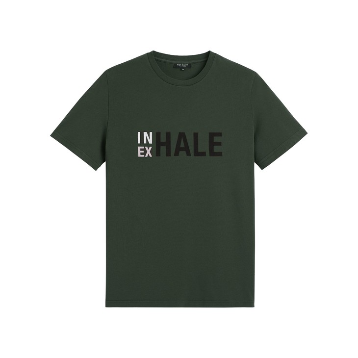 T-shirt  IN(EX)HALE