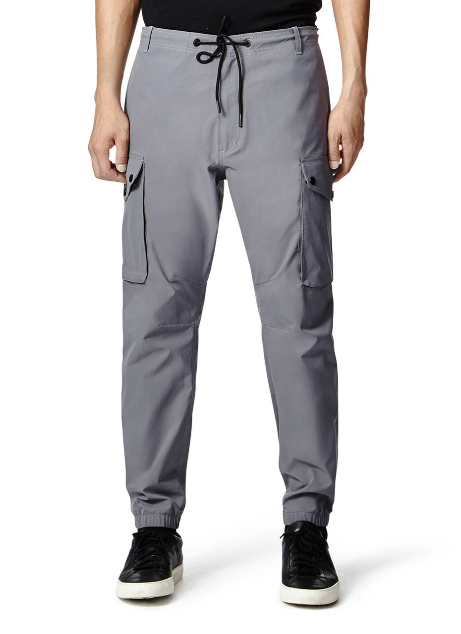 Mission Cargo Pants in Grey by Isaora