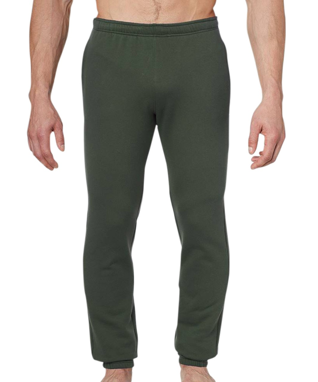 Ron Dorff Jogging Trousers in Khaki
