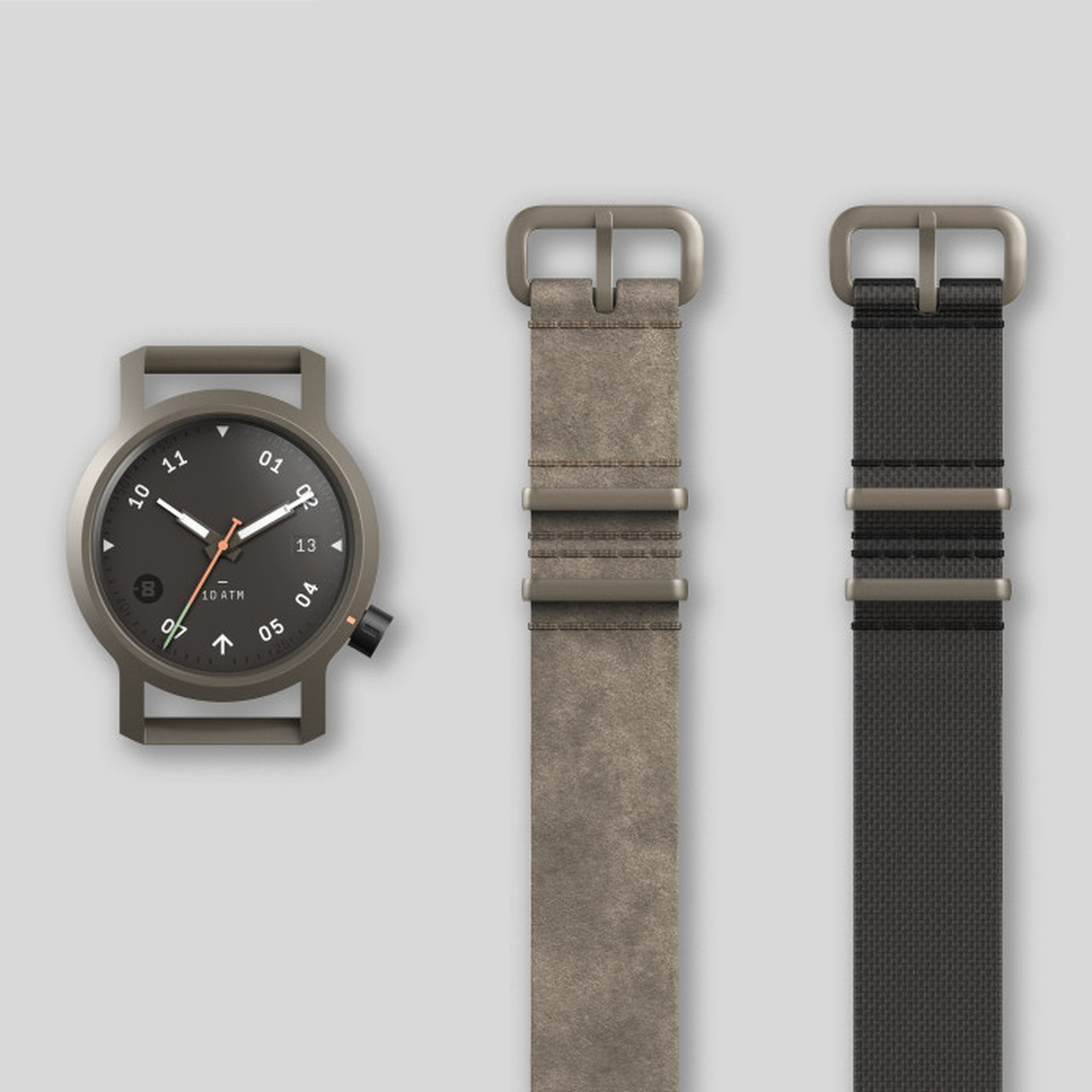 MINUS-8 Anza Watch in Desert Sand